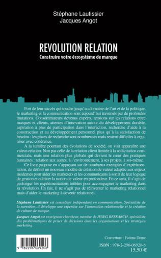 4eme Révolution relation