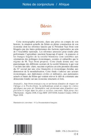 4eme Bénin 2009