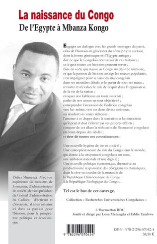 4eme La naissance du Congo