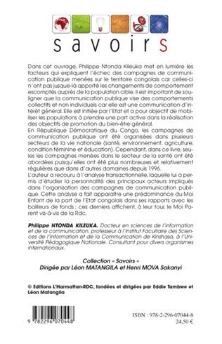 4eme Communication publique et santé en République Démocratique du Congo