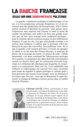 4eme La gauche française