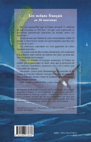 4eme Les océans français en 36 interviews