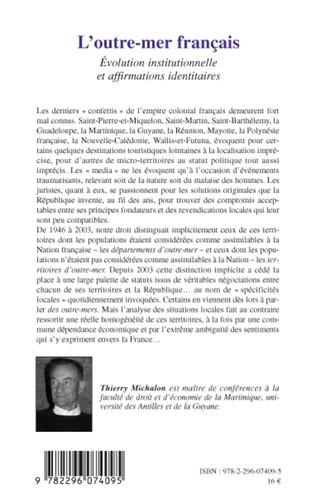 4eme L'outre-mer français