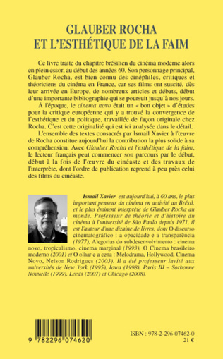 4eme Glauber Rocha et l'esthétique de la faim