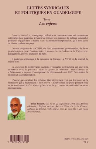 4eme Luttes syndicales et politiques en Guadeloupe