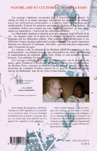 4eme Nature, art et culture au Burkina Faso