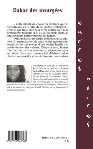 4eme Dakar des insurgées