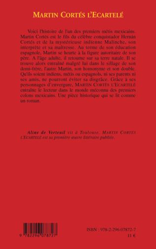 4eme Martin Cortés l'Ecartelé