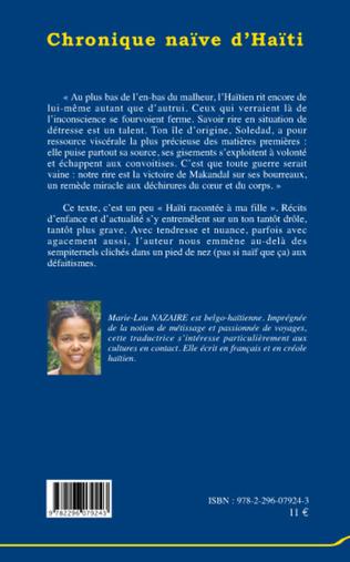 4eme Chronique naïve d'Haïti