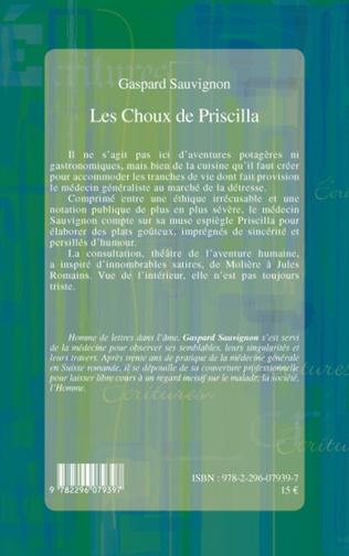 4eme Les Choux de Priscilla