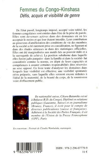 4eme Femmes du Congo-Kinshasa
