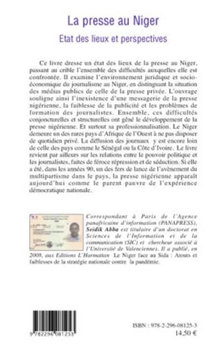 4eme La presse au Niger