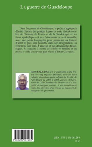 4eme La guerre de Guadeloupe