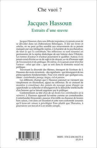 4eme Jacques Hassoun