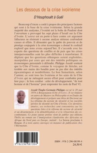 4eme Les dessous de la crise ivoirienne
