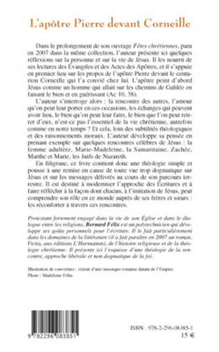 4eme L'apôtre Pierre devant Corneille