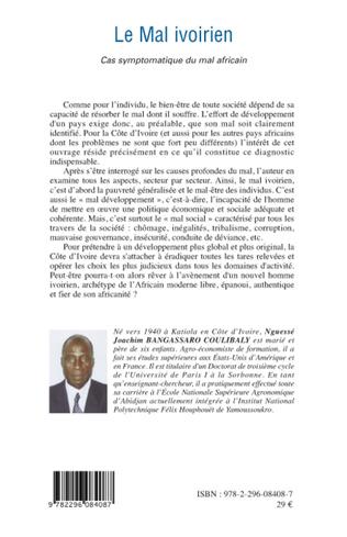 4eme Le Mal ivoirien