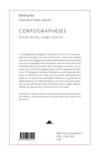 4eme Corpographèses