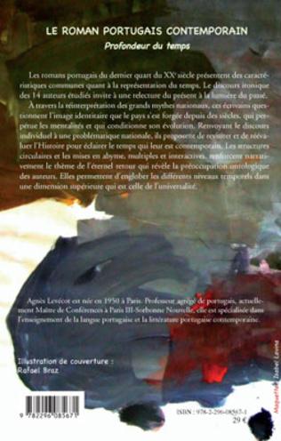 4eme Le roman portugais contemporain