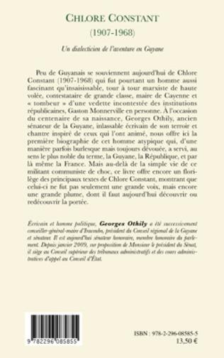 4eme Chlore Constant (1907-1968)