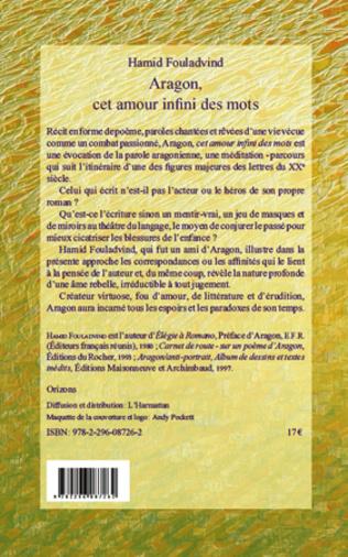 4eme Aragon, cet amour infini des mots