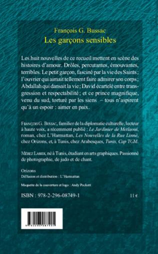 4eme Les GARÇONS SENSIBLES