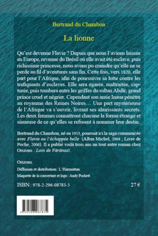 4eme La lionne