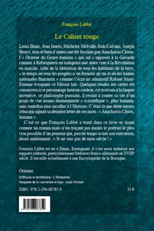 4eme Le Cahier rouge