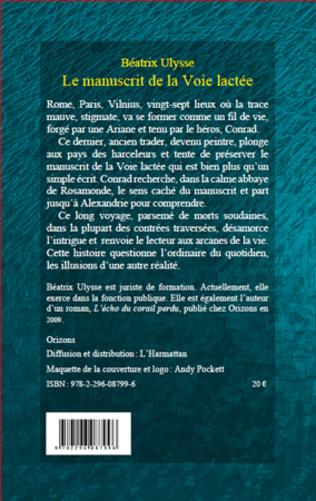4eme LE MANUSCRIT DE LA VOIE LACTEE