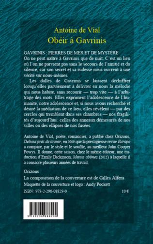 4eme Obéir à Gavrinis