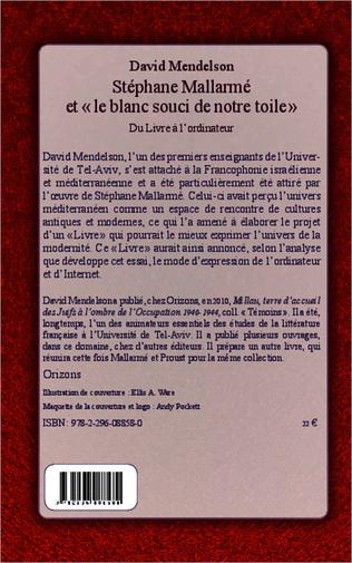 4eme Stéphane Mallarmé et