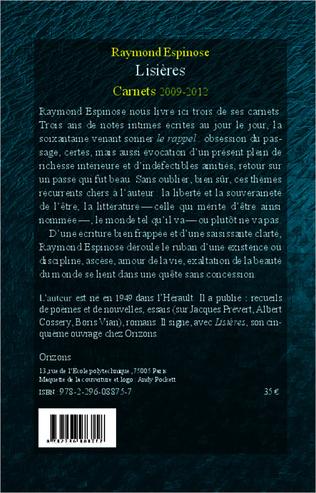 4eme Lisières