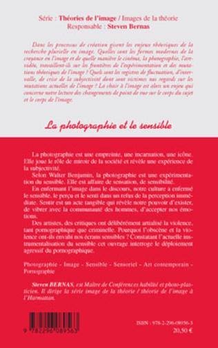 4eme La photographie et le sensible