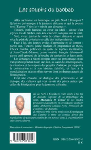 4eme Les soupirs du baobab