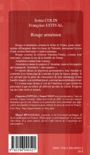 4eme Rouge arménien