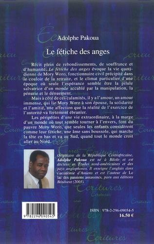 4eme Le fétiche des anges
