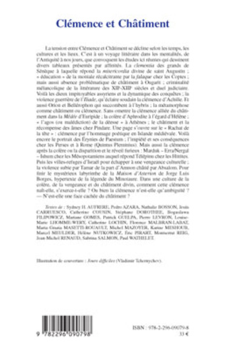 4eme Clémence et Châtiment