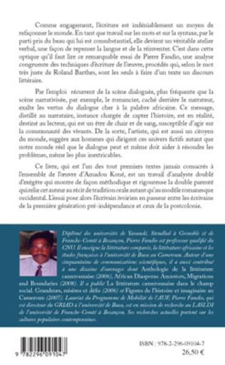 4eme Amadou Koné