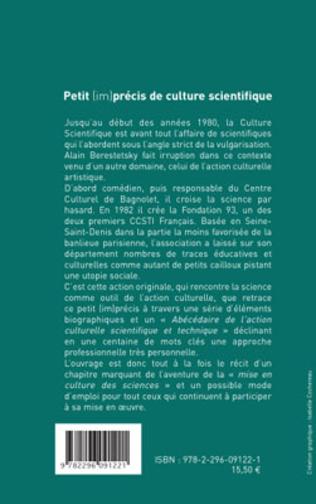 4eme Petit (im)précis de culture scientifique