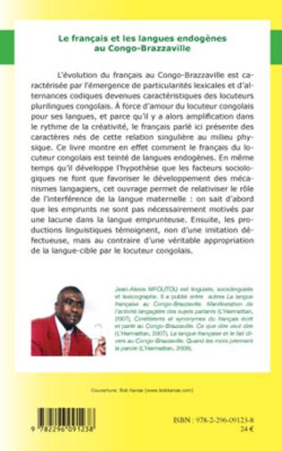 4eme Le français et les langues endogènes au Congo-Brazzaville