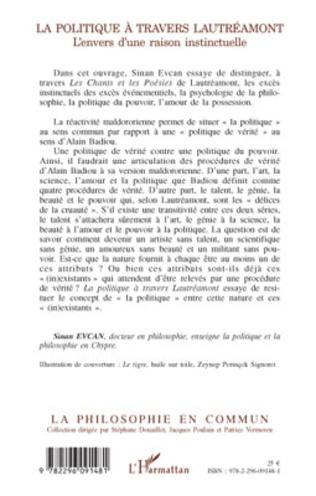 4eme La politique à travers Lautréamont