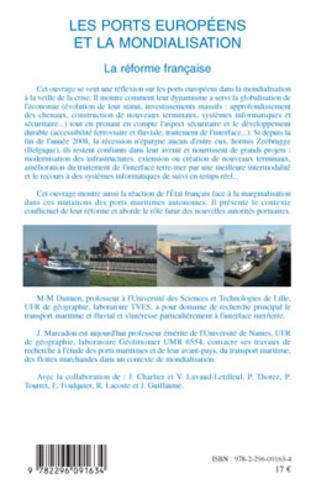 4eme Les ports européens et la mondialisation