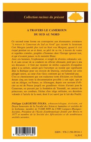4eme A travers le Cameroun du Sud au Nord (Tome 2)