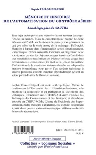 4eme Mémoire et histoires de l'automatisation du contrôle aérien