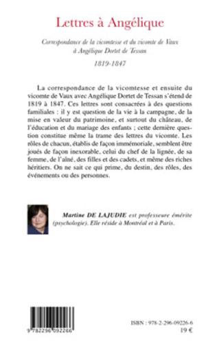 4eme Lettres à Angélique