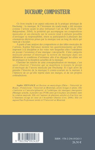 4eme Duchamp, compositeur