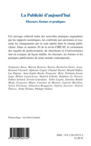 4eme QUESTIONS DE PUB : QUAND LA POLITIQUE S'AFFICHE