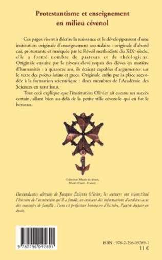 4eme Protestantisme et enseignement en milieu cévenol