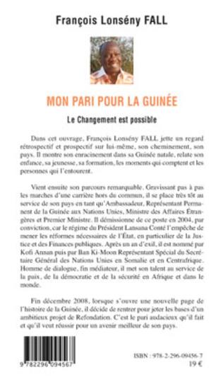 4eme Mon pari pour la Guinée