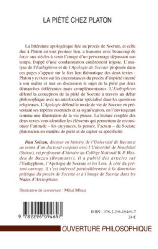 4eme La piété chez Platon